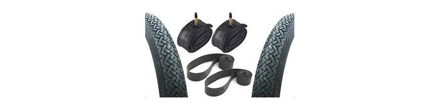 pneus et chambre a air